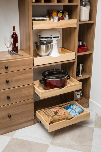 pantrydrawers Custom Closet Systems Albuquerque | Santa Fe